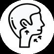 ecografia ghiandole salivari