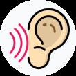 logopedista disturbo dell'udito