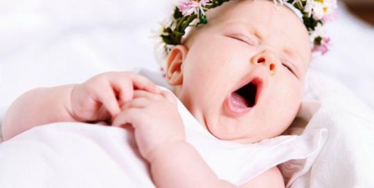 far dormire un neonato