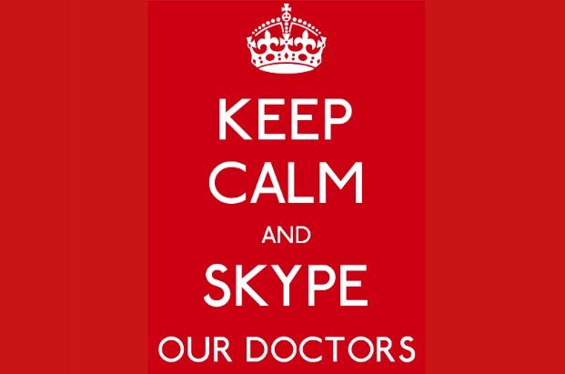 Consulenza Medica via Skype