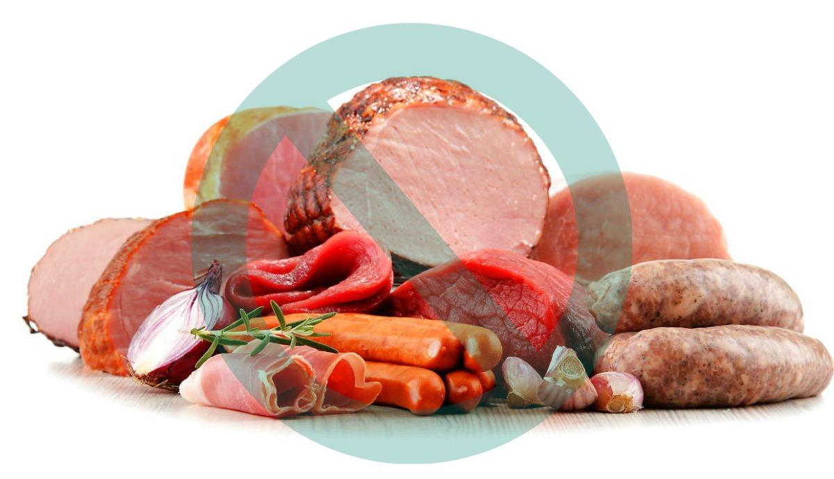 Asma ? Meglio limitare il consumo di carni lavorate