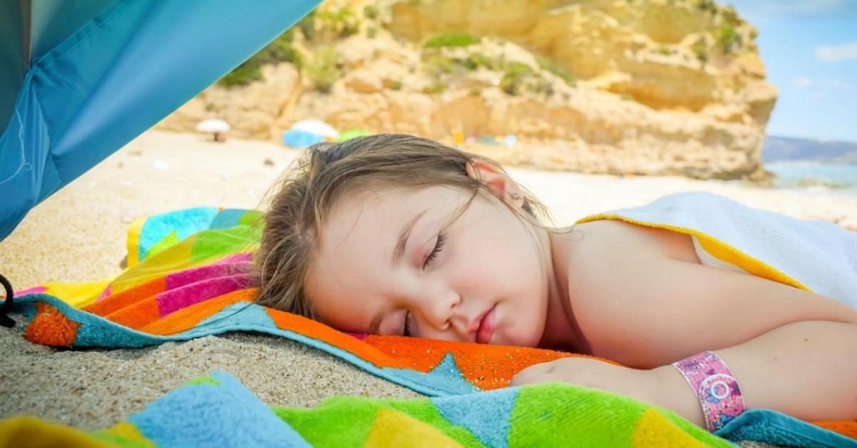 Come far dormire i bambini dopo un viaggio ?