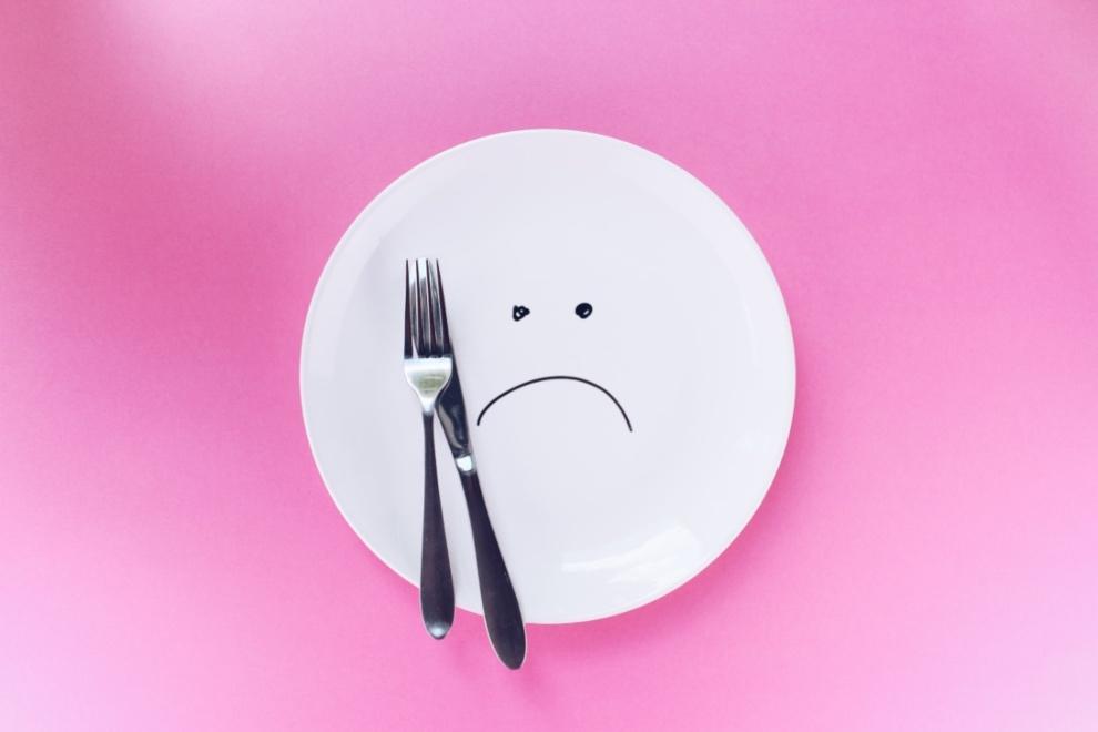 sospetti un'intolleranza alimentare