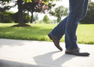 Camminare Demenza
