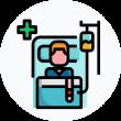 assistenza infermiere durante ricovero