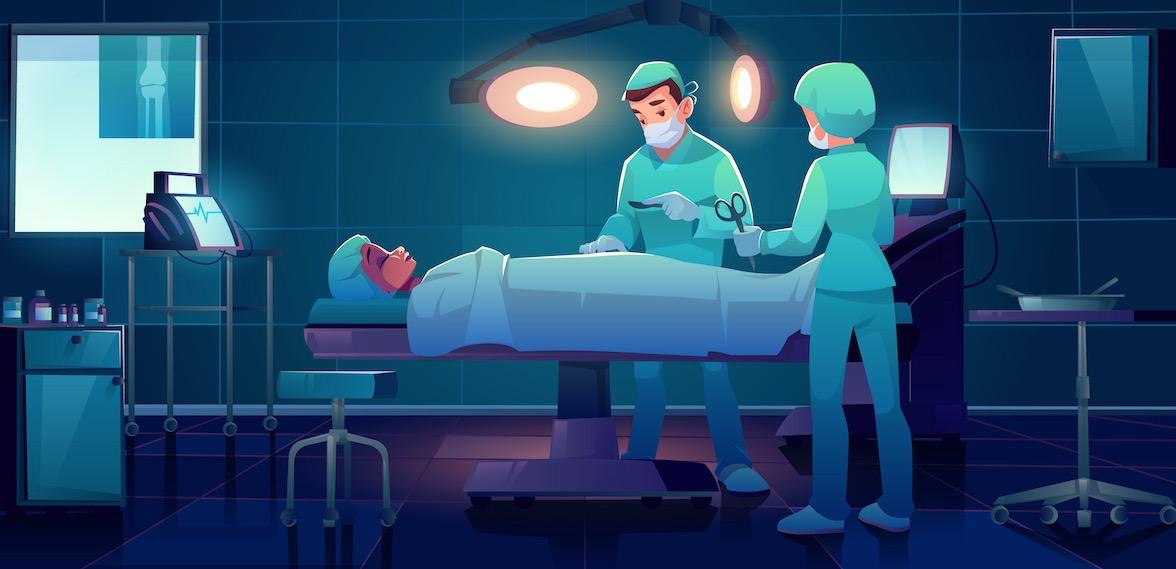rientro a casa dopo intervento chirurgico