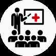 training e formazione sanitaria in azienda