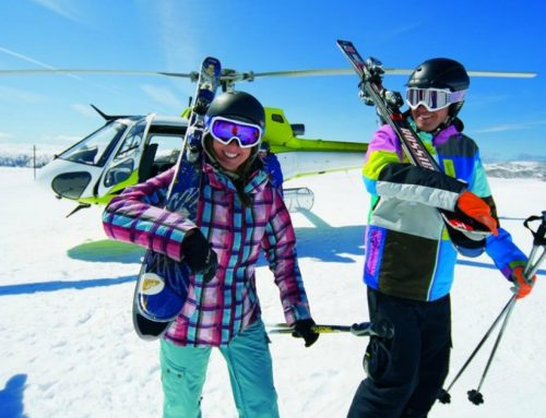 The luxury of skiing without pain…is it even possible?